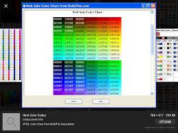 color codes color codes