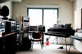 home photo studio analog gear home studio infamous musician
