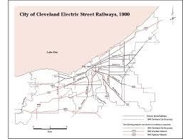 Map Cleveland Ohio by U03 Gif