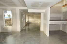 Laminate On Concrete Floor Mode Concrete Basement Concrete Floors Naturally Look Modern And