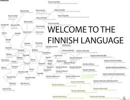 Finnish Language Meme - finnish the official int how to learn a foreign language guide