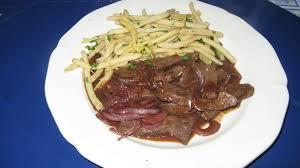 cuisiner du foie de boeuf lamelles de foie de veau au vin et vinaigre sürlawerla d