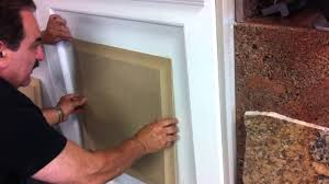 Recessed Wainscoting Panels Installing Wainscoting Wall Panel Made Easy Youtube