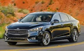 kia 2017 kia cadenza first drive u2013 review u2013 car and driver