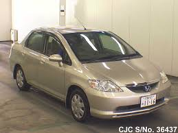 2003 honda fit aria gold for sale stock no 36437 japanese