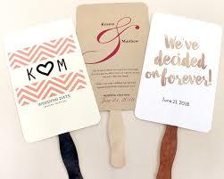 Fan Kits For Wedding Programs Diy Wedding Program Fans Template Finding Wedding Ideas