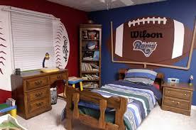 Teen Boy Room Decor Football Themed Bedroom Lightandwiregallery Com