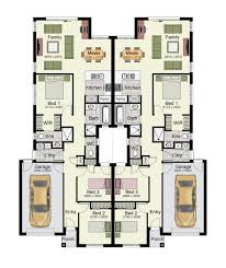 Floor Plans With Inlaw Apartment The Aon 265 Courtyard Is A Duplex Design That Makes Everyday