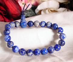 beaded bracelet with pearls images Power bracelets gemstone stretch cord bead bracelets buddha jpg