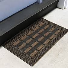 Mud Rugs For Dogs Fh Group Indoor Outdoor Arch Semi Circle Mats Rugs Doormat 16