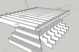 opinion on deck framing decks u0026 fencing contractor talk