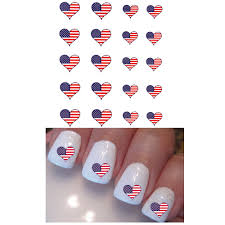 i heart usa nail art the veterans site