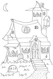 19 best halloween coloring pages images on pinterest