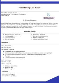 Easy Resume Templates Free Easy Resume Template Free Resume Template And Professional Resume