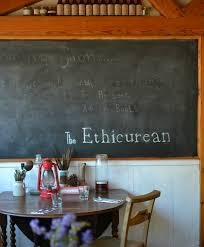 my perfect day at the ethicurean restaurant and barley wood walled