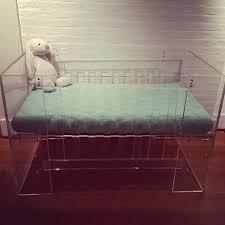 Nook Crib Mattress Vetro Crib With Pebble Mattress In Sea Glass Nook Nurseries