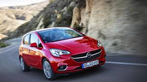 vauxhall usa 2015 opel corsa pricing announced starts at 11 980 euros