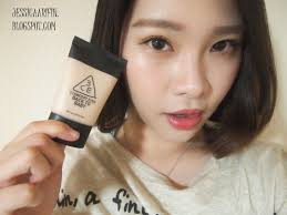 jessica u0027s beauty log review 3ce back to baby bb cream