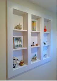 Bookcase In Wall Remodelaholic 25 Brilliant In Wall Storage Ideas For Every Room