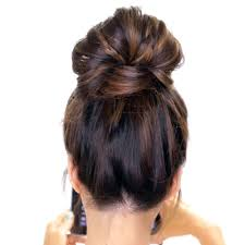 easy hairstyles for waitress s such an easy hairstyle here s how you can create a bubble messy