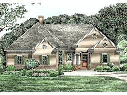 Ranch Style Home Curb Appeal - morton creek ranch home plan 026d 1346 house plans and more