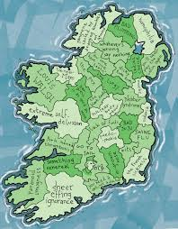 Pz Map Pz C Map Of Ireland