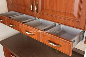 cherry wood kitchen cabinets photos american cherry wood flat panel wooden kitchen cabinet kc 3080