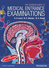 the pearson guide to the medical entrance examinations for neet