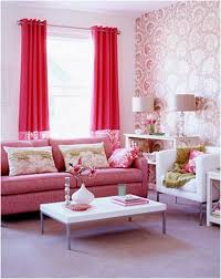 Romantic Style Living Room Home Design - Romantic living room decor
