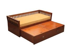 Teak Wood Bed Designs Amusing Wooden Sofa Bed Designs 58 About Remodel Double Sofa Beds