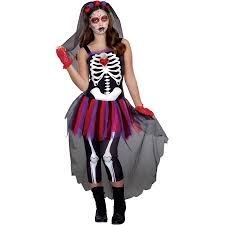 Young Girls Halloween Costumes Dead Darling Teen Girls U0027 Halloween Costume Large