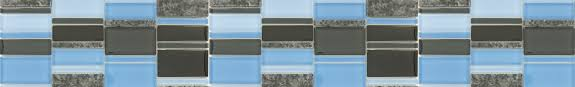 glass and stone tile glass and stone backsplash