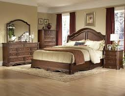 Simple Wooden Bed Furniture Design Bedroom Decorating Ideas With Dark Furniture Pecan Wood Set Wking