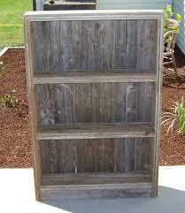 rustiques old rustic bookcase or canning shelf