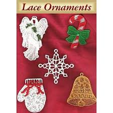 lace ornaments fsl embroidery designs freestanding