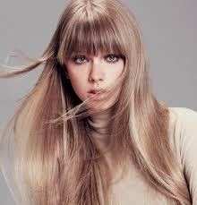 Frisur Lange Glatte Haare Mit Pony by Schicke Frisuren Für Lange Haare 13 Beispiele