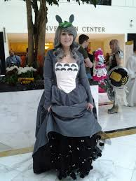this is the best totoro cosplay ever cosplay totoro and costumes