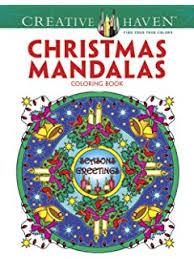 creative haven snowflake mandalas coloring book coloring