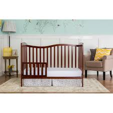 Convertible Crib Espresso by Dream On Me Chelsea 4 In 1 Convertible Crib Espresso Toys