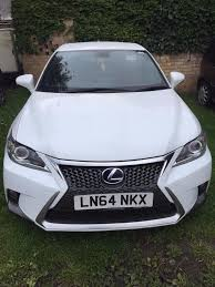 lexus ct200h used uk lexus ct 2014 for 15 000 00 uk cheap used cars