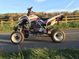 yamaha raptor 660 road legal quad looks and drives awesome in