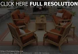 Teak Furniture Patio Teak Patio Sofa Outdoor Furniture Dallas Home Outdoor For Outdoor