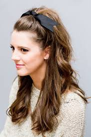 bow hair bow hairstyles in the back of the bows hairstyles for