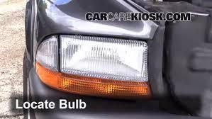2001 dodge dakota headlight assembly headlight change 1997 2004 dodge dakota 2001 dodge dakota sport