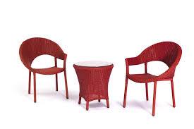 outdoor furniture pe wicker balcony set