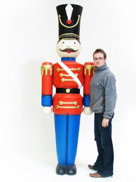 large nutcracker soldiers plans diy free yard