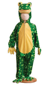 Frog Halloween Costume Childs Deluxe Freddy Frog Fancy Dress Costume Karnival Costumes
