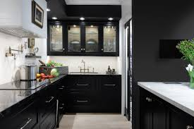 black and white kitchen cabinets designs white and black kitchen cabinet ideas home design ideas