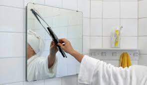 Defog Bathroom Mirror by Bathroom Mirror Windshield Wiper Slipperybrick Com