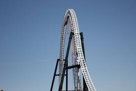 Goliath Six Flags Magic Mountain Valley Iron Fabricators Erectors Inc